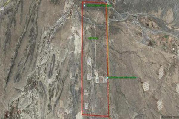 Foto de terreno habitacional en venta en  , parque industrial, ramos arizpe, coahuila de zaragoza, 8115185 No. 01