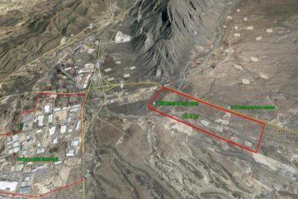 Foto de terreno habitacional en venta en  , parque industrial, ramos arizpe, coahuila de zaragoza, 8115185 No. 02