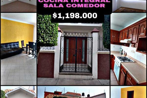 Foto de casa en venta en  , parque manzanares, león, guanajuato, 5361960 No. 01