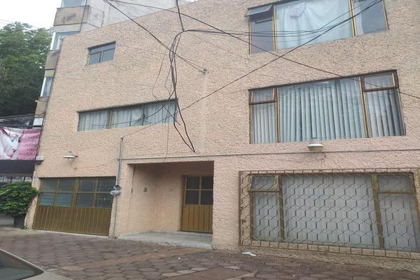 Foto de casa en venta en parque mariscal sucre , del valle centro, benito juárez, df / cdmx, 8186511 No. 01