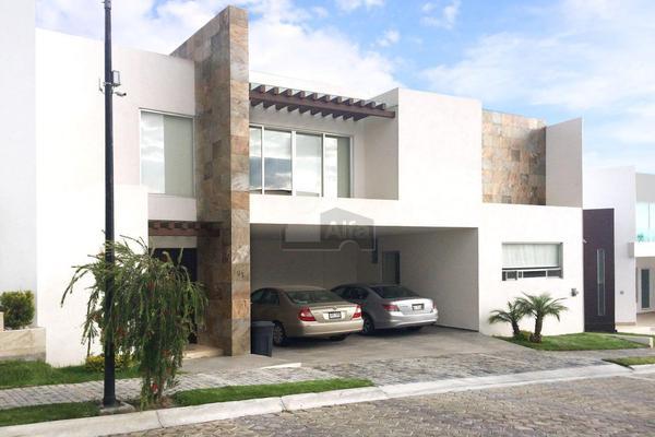 Foto de casa en venta en parque nilo , lomas de angelópolis ii, san andrés cholula, puebla, 5713337 No. 01