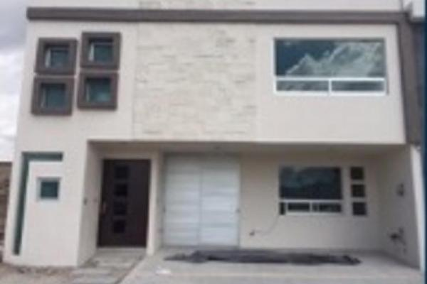 Foto de casa en venta en parque nuevo le?n 10, lomas de angelópolis, san andrés cholula, puebla, 8875239 No. 01