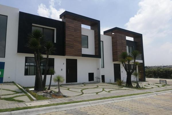 Foto de casa en condominio en venta en parque quintana roo , lomas de angelópolis ii, san andrés cholula, puebla, 5901961 No. 01