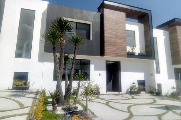 Foto de casa en condominio en venta en parque quintana roo , lomas de angelópolis ii, san andrés cholula, puebla, 5901961 No. 02