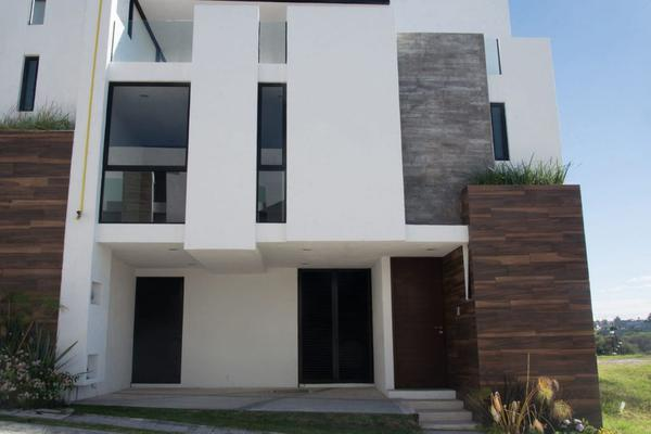 Foto de casa en venta en parque quintana roo , lomas de angelópolis ii, san andrés cholula, puebla, 8249947 No. 01