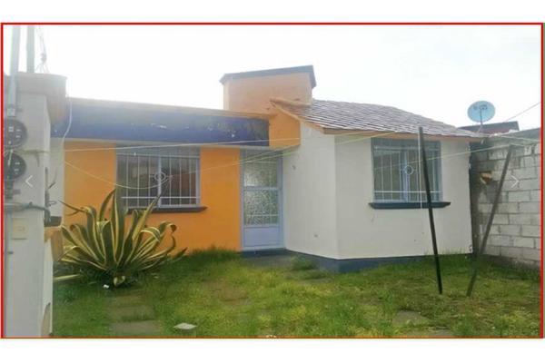 Foto de casa en venta en  , parque urbano napateco, tulancingo de bravo, hidalgo, 14859120 No. 01