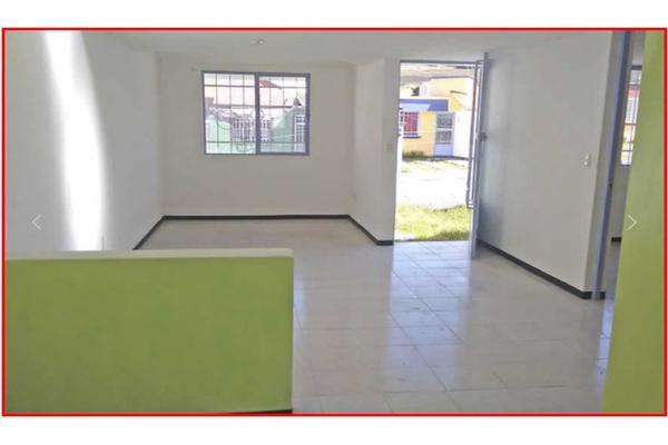 Foto de casa en venta en  , parque urbano napateco, tulancingo de bravo, hidalgo, 14859120 No. 05