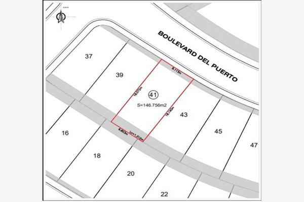Foto de terreno habitacional en venta en parque veracruz 1, fuentes de angelopolis, puebla, puebla, 19953902 No. 01
