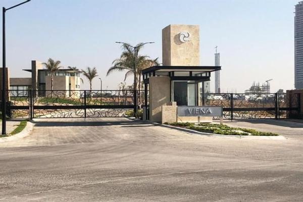 Foto de terreno habitacional en venta en parque viena, boulevard oceanía 1, lomas de angelópolis ii, san andrés cholula, puebla, 0 No. 01