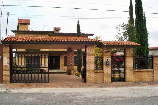 Foto de casa en renta en  , parques de la cañada, saltillo, coahuila de zaragoza, 1585534 No. 01