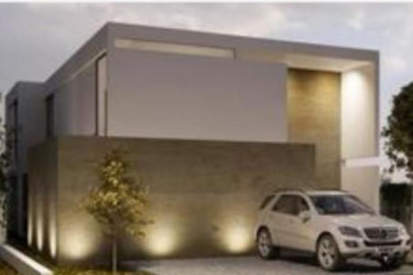 Foto de casa en venta en  , parques de la cañada, saltillo, coahuila de zaragoza, 4673835 No. 01