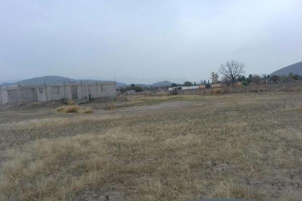 Foto de terreno habitacional en venta en  , parras, parras, coahuila de zaragoza, 8070378 No. 01