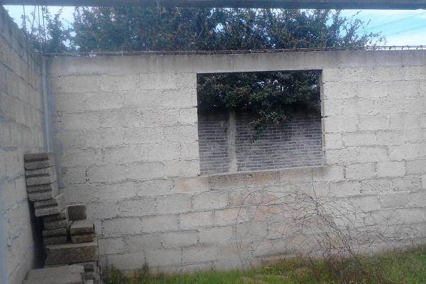 Foto de terreno habitacional en venta en  , parres el guarda, tlalpan, df / cdmx, 5435764 No. 12