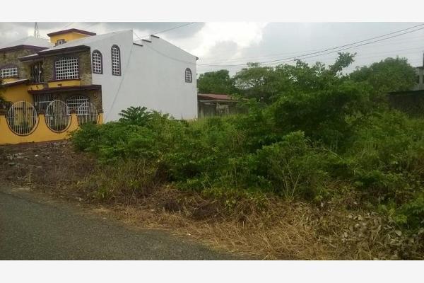 Foto de terreno habitacional en venta en parrilla , quinta maria, centla, tabasco, 9191560 No. 01