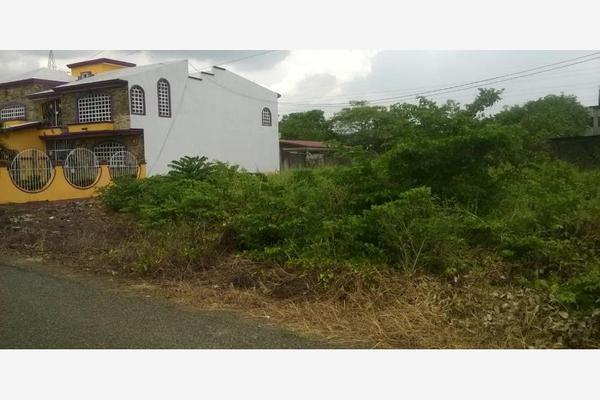 Foto de terreno habitacional en venta en parrilla , parrilla, centro, tabasco, 9191560 No. 01