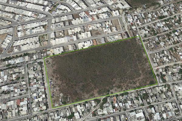 Foto de terreno habitacional en venta en paseo agave , la estanzuela vieja, monterrey, nuevo león, 3463349 No. 01