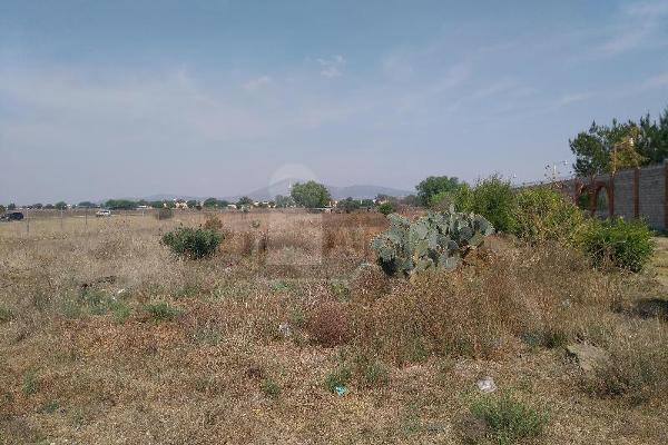 Foto de terreno habitacional en venta en paseo bicentenario y camino a la unversidad , santiago 2a. sección, zumpango, méxico, 5708570 No. 05