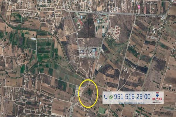 Foto de terreno comercial en venta en paseo campestre , san raymundo jalpan, san raymundo jalpan, oaxaca, 5965989 No. 02