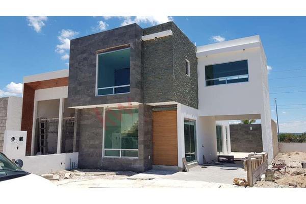 Foto de casa en venta en paseo cañadas del arroyo 20, arroyo hondo, corregidora, querétaro, 13327987 No. 01