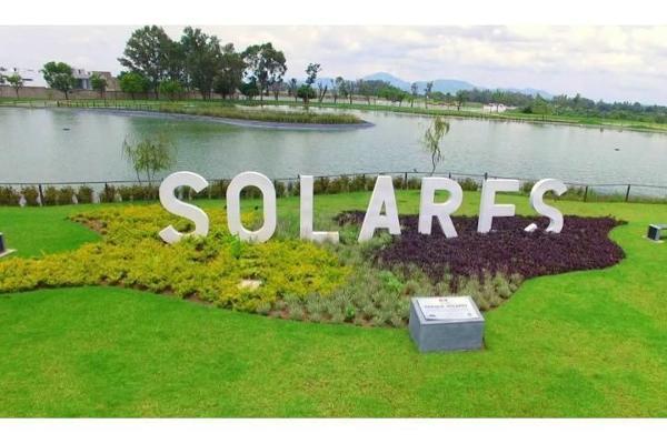 Foto de terreno habitacional en venta en paseo de anochecer , solares, zapopan, jalisco, 5682033 No. 01