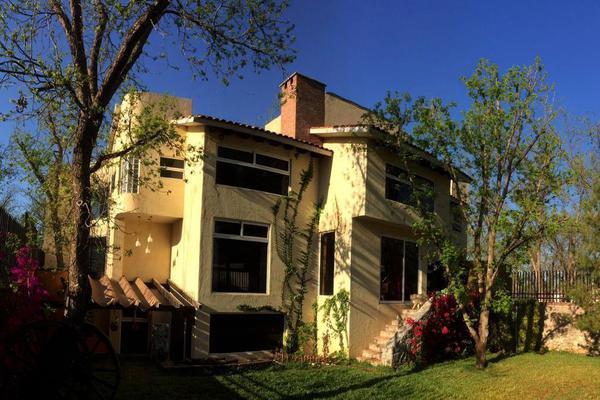 Foto de casa en venta en paseo de arriba , los molinos, saltillo, coahuila de zaragoza, 7213359 No. 01