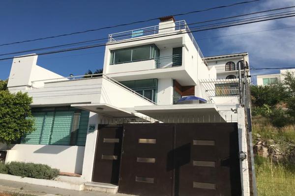 Foto de casa en venta en paseo de berna 1, tejeda, corregidora, querétaro, 5662860 No. 01