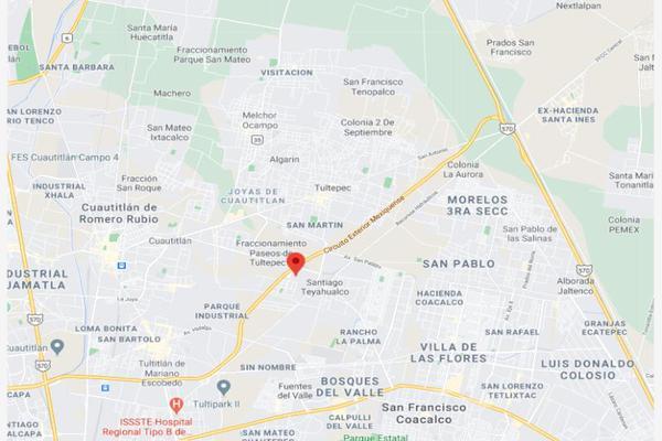 Foto de casa en venta en paseo de la alegría 00, santiago teyahualco, tultepec, méxico, 19116350 No. 04