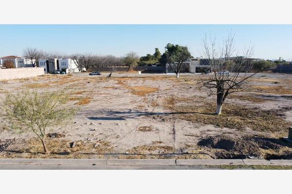 Foto de terreno habitacional en venta en paseo de la almendra lote 15,manzana 15, real del nogalar, torreón, coahuila de zaragoza, 18773107 No. 01