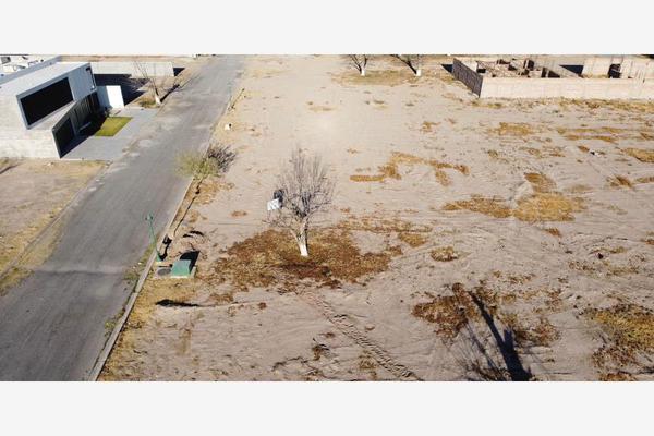Foto de terreno habitacional en venta en paseo de la almendra lote 15,manzana 15, real del nogalar, torreón, coahuila de zaragoza, 18773107 No. 02