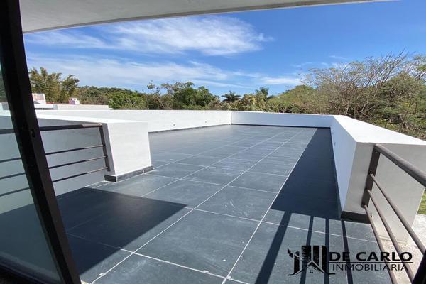 Foto de casa en venta en paseo de la barranca , lindavista, tepic, nayarit, 20189834 No. 16