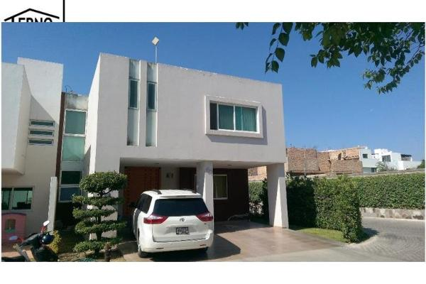 Foto de casa en venta en paseo de la luna solares coto 6 455, solares, zapopan, jalisco, 3588427 No. 01
