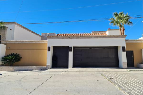 Foto de casa en venta en paseo de la paloma 24, la ventana, hermosillo, sonora, 0 No. 01