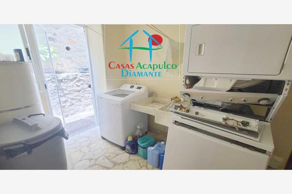 Foto de casa en venta en paseo de la playa lote 34 villas del mar, real diamante, acapulco de juárez, guerrero, 17688472 No. 21