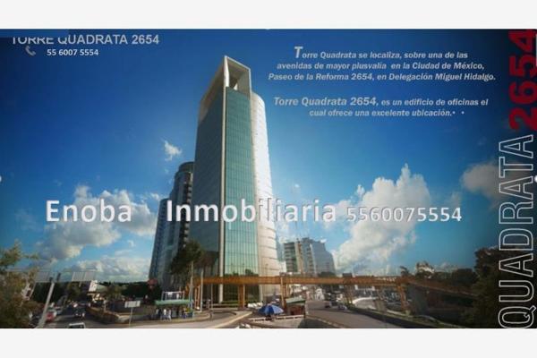 Foto de oficina en renta en paseo de la reforma 2654, lomas altas, miguel hidalgo, distrito federal, 3114494 No. 01