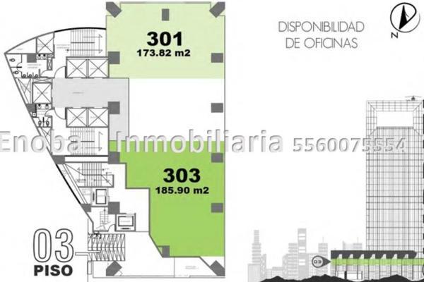 Foto de oficina en renta en paseo de la reforma 2654, lomas altas, miguel hidalgo, distrito federal, 3114494 No. 03