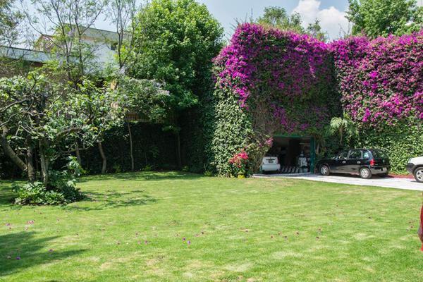 Foto de terreno habitacional en venta en paseo de la reforma , lomas de chapultepec v sección, miguel hidalgo, df / cdmx, 5865728 No. 01
