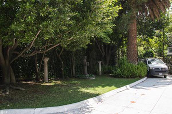 Foto de terreno habitacional en venta en paseo de la reforma , lomas de chapultepec v sección, miguel hidalgo, df / cdmx, 5865728 No. 09