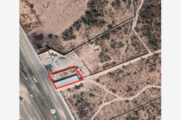 Foto de terreno industrial en venta en paseo de la república 1, cerro gordo, zaragoza, san luis potosí, 10024625 No. 01