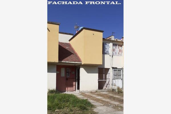 Foto de casa en venta en paseo de la virtud 25, paseos de chalco, chalco, méxico, 8399526 No. 01
