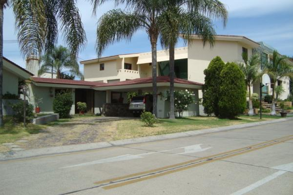 Foto de casa en venta en paseo de las araucarias , club de golf santa anita, tlajomulco de zúñiga, jalisco, 3430798 No. 01