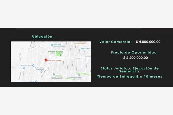 Foto de departamento en venta en paseo de las aves 471, valle dorado, tlalnepantla de baz, méxico, 8233562 No. 02