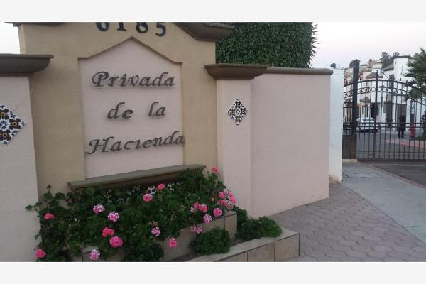 Foto de casa en venta en paseo de las bugambilias, privada de la hacienda 6185, jardines de agua caliente, tijuana, baja california, 3677858 No. 03