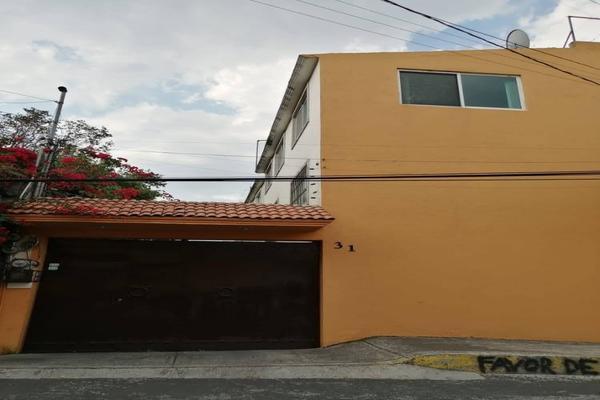 Foto de casa en venta en paseo de las flores, poblado san andres totoltepec , la primavera, tlalpan, df / cdmx, 10686159 No. 02