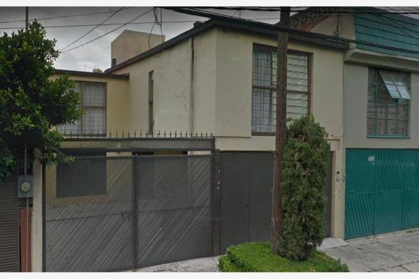 Foto de casa en venta en paseo de las galias 20, lomas estrella, iztapalapa, df / cdmx, 5419402 No. 01