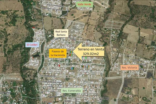 Foto de terreno habitacional en venta en paseo de las gardenias 14, paseo de la hacienda, colima, colima, 0 No. 02