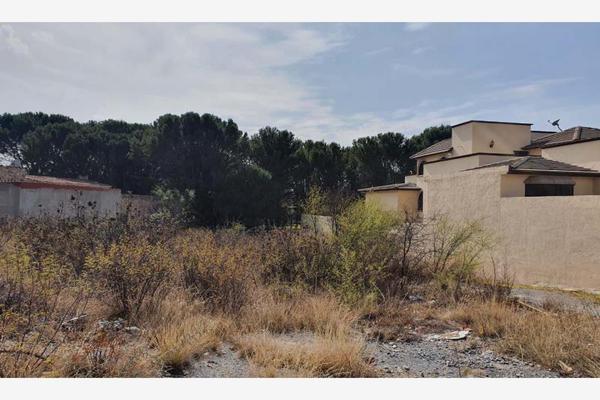Foto de terreno habitacional en venta en paseo de las palmas , parques de la cañada, saltillo, coahuila de zaragoza, 11434786 No. 03