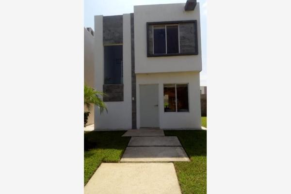 Foto de casa en venta en  , paseo de las palmas, veracruz, veracruz de ignacio de la llave, 5932885 No. 01