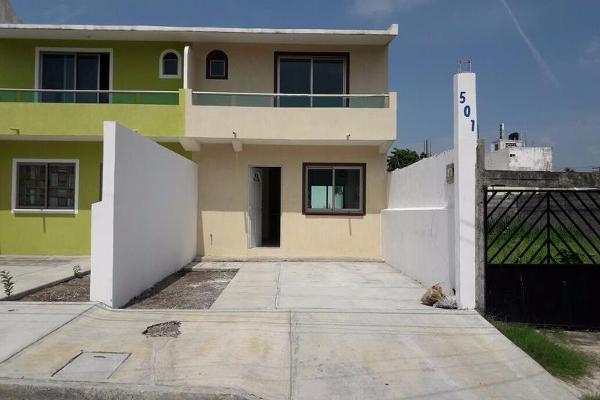 Foto de casa en venta en  , paseo de las palmas, veracruz, veracruz de ignacio de la llave, 8041296 No. 01