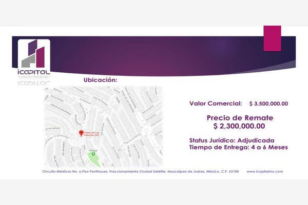 Foto de casa en venta en paseo de las palomas 205, las alamedas, atizapán de zaragoza, méxico, 5976675 No. 02
