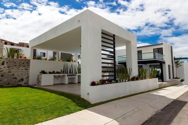 Foto de casa en venta en paseo de las pitahayas , desarrollo habitacional zibata, el marqués, querétaro, 14021540 No. 01